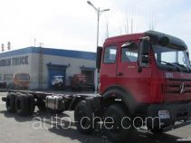 Beiben North Benz ND3310DD5J6Z01 dump truck chassis