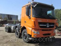 Beiben North Benz ND3310DD5J7Z00 dump truck chassis