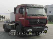 Beiben North Benz ND4185A35J container carrier vehicle