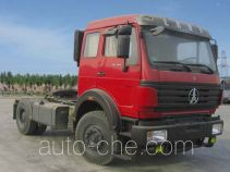Beiben North Benz ND4186A35J container carrier vehicle