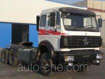 Beiben North Benz ND42502B34J container carrier vehicle