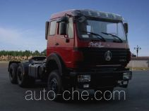 Beiben North Benz ND42503B34J container carrier vehicle