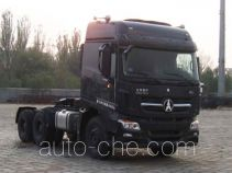 Beiben North Benz ND4250BD4J7Z01 контейнеровоз