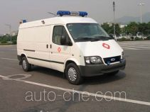 Healthcare service vehicle