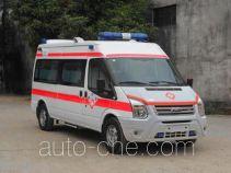北地牌ND5032XJH-F4型救护车