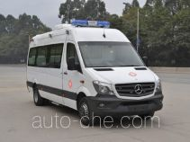 北地牌ND5053XJH型救护车