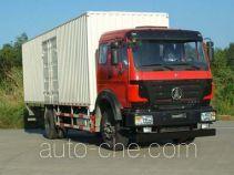 Beiben North Benz ND5160XXYZ00 box van truck