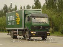Beiben North Benz ND5160XYZW241EJ postal vehicle