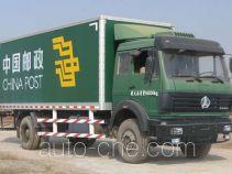 Beiben North Benz ND5162XYZZ postal vehicle