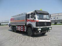 Beiben North Benz ND52502GJYZ fuel tank truck