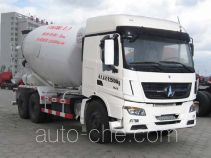 Beiben North Benz ND5250GJBZ06 concrete mixer truck
