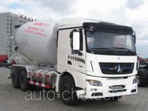 Beiben North Benz ND5250GJBZ09 concrete mixer truck