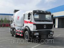 Beiben North Benz ND5250GJBZ14 concrete mixer truck