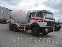 Beiben North Benz ND5250GJBZ15 concrete mixer truck