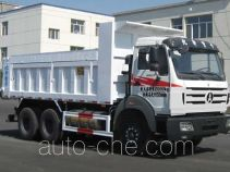 Beiben North Benz ND5250ZLJZ11 dump garbage truck