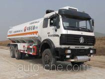 Beiben North Benz ND5257GJYZ fuel tank truck