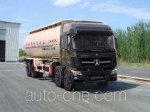 Beiben North Benz ND53100GFLZ low-density bulk powder transport tank truck
