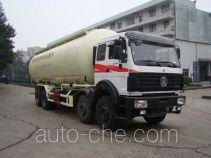 Beiben North Benz ND53102GFLZ low-density bulk powder transport tank truck