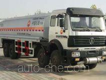 Beiben North Benz ND53102GJYZ fuel tank truck