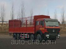 Beiben North Benz ND5310CCYZ15 stake truck
