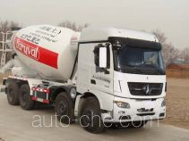Beiben North Benz ND5310GJBZ07 concrete mixer truck