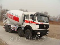Beiben North Benz ND5310GJBZ20 concrete mixer truck