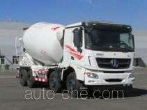 Beiben North Benz ND5310GJBZ28 concrete mixer truck
