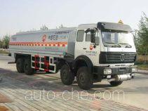 Beiben North Benz ND5310GJYZ08 fuel tank truck