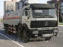 Beiben North Benz ND5310GJYZ08 fuel tank truck