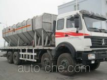 Beiben North Benz ND5310THLZ00 granular ammonuim nitrate and fuel oil (ANFO) on-site mixing truck