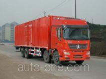 Beiben North Benz ND5310XXYZ02 box van truck