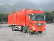 Beiben North Benz ND5310XXYZ03 box van truck