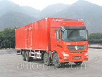Beiben North Benz ND5310XXYZ04 box van truck