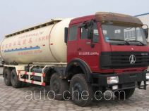Beiben North Benz ND5314GFLZ bulk powder tank truck