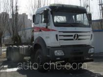 Beiben North Benz ND5340TTZZ01 special purpose vehicle chassis