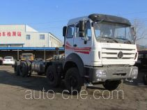 Beiben North Benz ND5410TTZZ04 special purpose vehicle chassis