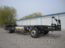 Beiben North Benz ND6780SCT0 bus chassis