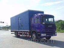 Dexin NDX5130TDY мобильная электростанция на базе автомобиля