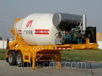 Mingwei (Guangdong) NHG9340GJB concrete mixer trailer