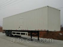 Mingwei (Guangdong) NHG9347XXY box body van trailer