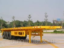 明威牌NHG9400TJZP型集装箱半挂牵引车