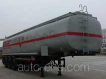 Mingwei (Guangdong) NHG9402GHY chemical liquid tank trailer