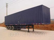 Mingwei (Guangdong) NHG9402XXY box body van trailer