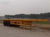 明威牌NHG9404TJZP型集装箱半挂牵引车