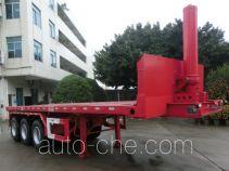 Mingwei (Guangdong) NHG9406ZZXP flatbed dump trailer