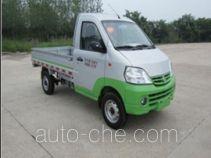 Yuejin NJ1027PBEVAL electric cargo truck