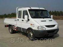 Iveco NJ1047SFN5-T crew cab cargo truck