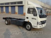 Yuejin NJ1047XXYEV electric truck chassis