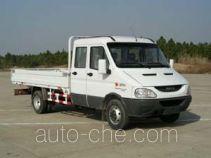 Iveco NJ1056SFN5 crew cab cargo truck