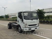 Yuejin NJ1077ZFEVMZ electric truck chassis